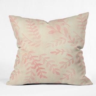 Wonder Forest Lovely Laurel Throw Pillow