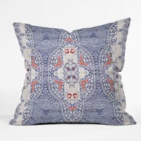 Holli Zollinger French Zali Throw Pillow
