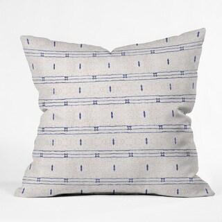 Holli Zollinger French Stripe Throw Pillow