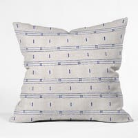 Holli Zollinger French Stripe Throw Pillow