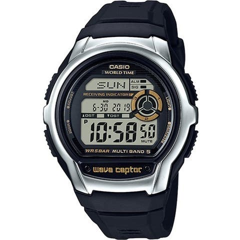 Casio wave ceptor WVM60-9A Wrist Watch