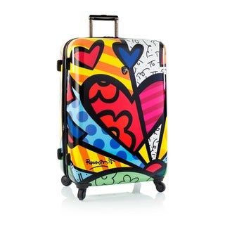 Heys Britto A New Day 30-Inch Hardside Spinner Upright Suitcase
