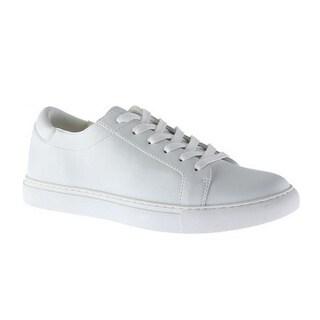 Women's Kenneth Cole Reaction Kam-Era Sneaker White Leather