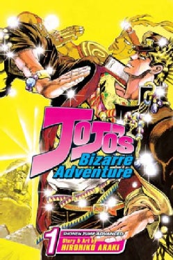 JoJo's Bizarre Adventure 1 (Paperback)