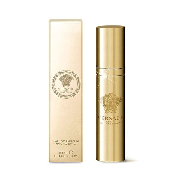 Shop Versace Eros Pour Femme Women s 0.3-ounce Eau de Parfum Rollerball -  Free Shipping On Orders Over  45 - Overstock.com - 14615630 35e83f8b6bf0