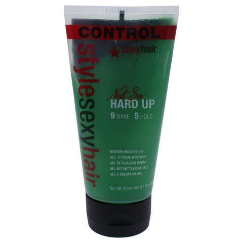 Sexy Hair Style Sexy Hair Not So Hard Up Gel 5.1 oz