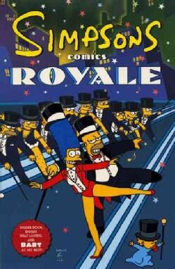 Simpsons Comics Royale (Paperback)