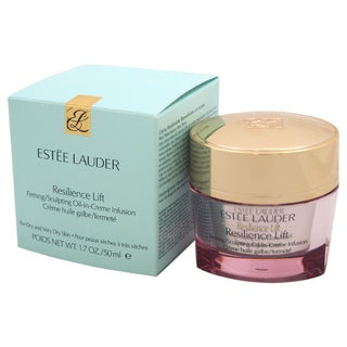 Estee Lauder 1.7-ounce Resilience Lift Firming/Sculpting Oil-in-Creme Infusion
