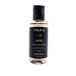 Philip B. Lavender 2-ounce Hair and Body Shampoo