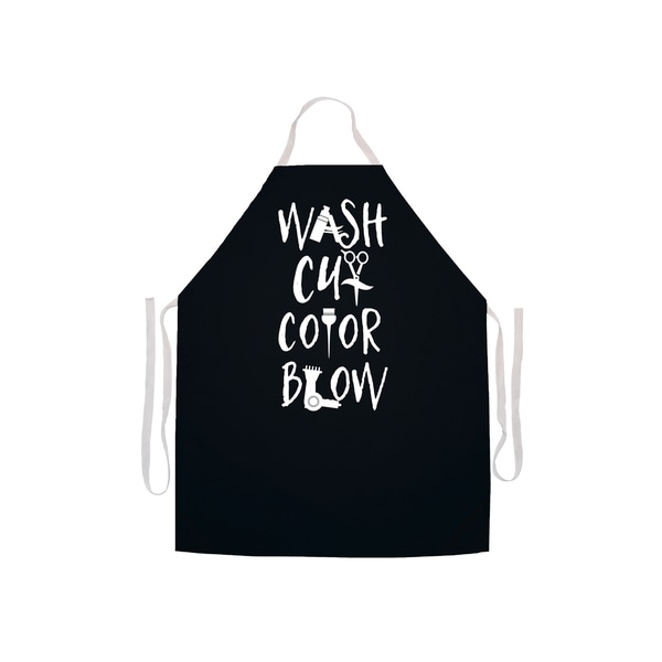 Wash Cut Color Blow Stylist's Apron