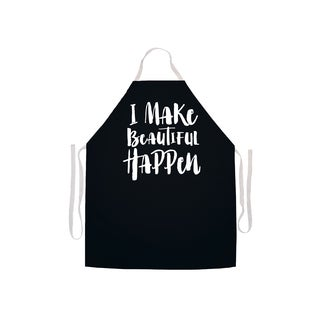'I Make Beautiful Happen' Stylist's Apron