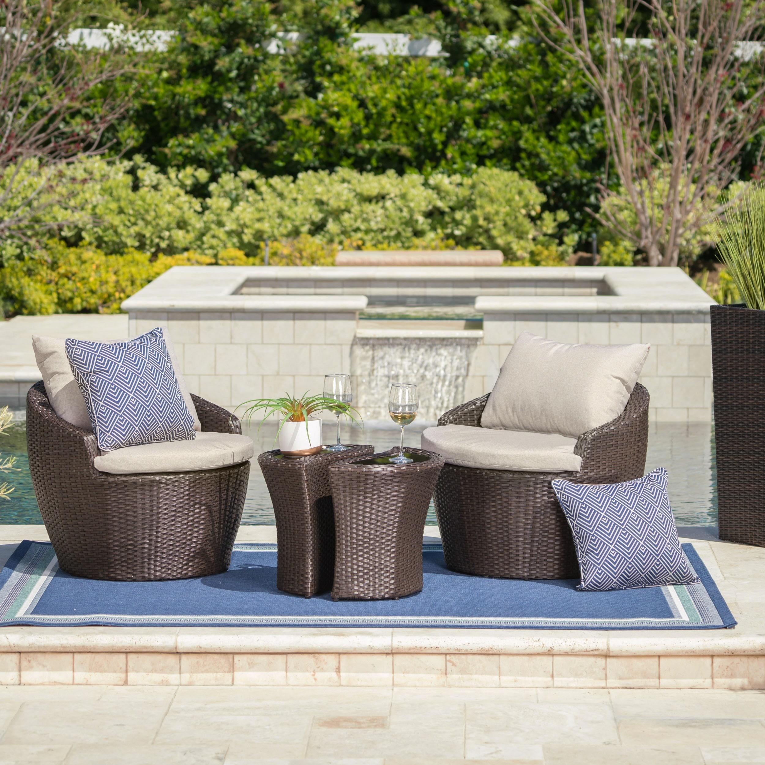 Buy Brown Outdoor Bistro Sets Online at