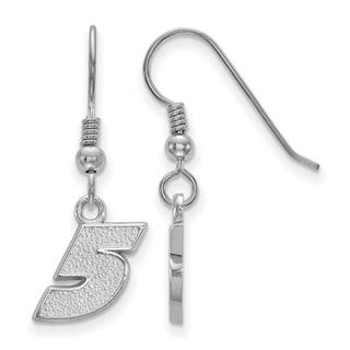 """Sterling Silver .5"""" 5 Earrings"""