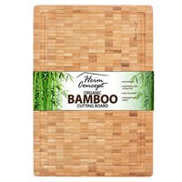 "Heim Concept Organic Bamboo Butcher Board 2"""
