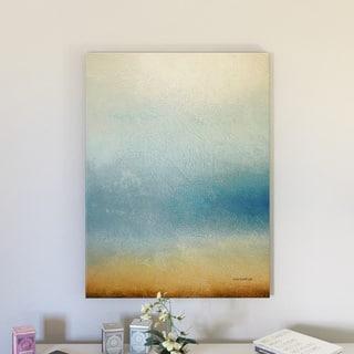 Carson Carrington Abstract Canvas Art 'Escape' by Norman Wyatt, Jr.
