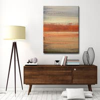 Ready2HangArt Abstract Canvas Art 'Destiny II' by Norman Wyatt, Jr.