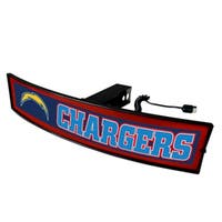 Fanmats NFL San Diego Chargers Red Acrylic Light-up Hitch Cover