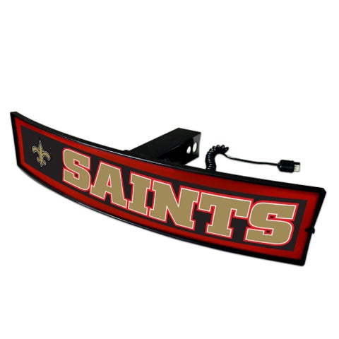 NFL - New Orleans Saints Light Up Hitch Cover