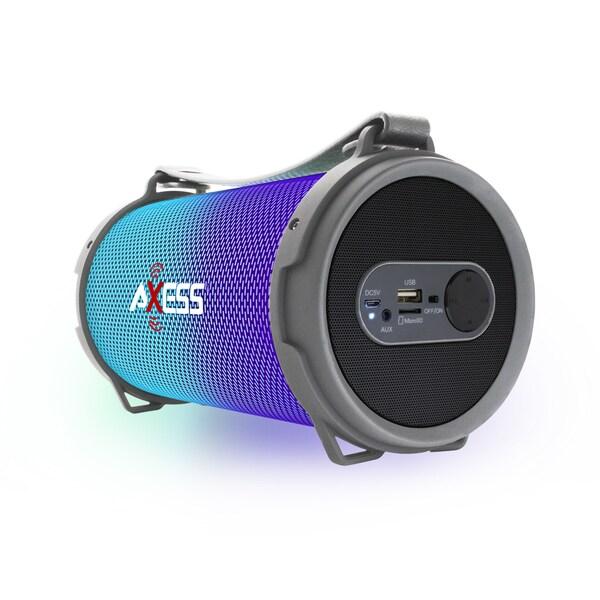 Shop Axess Silver Bluetooth Disco LED Lights 1.0Ch