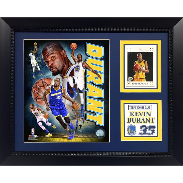 11x14 Card Frame - Kevin Durant Golden State Warriors