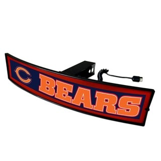 Fanmats NFL Chicago Bears Light Up Hitch Cover