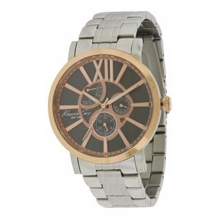 Kenneth Cole Men's KC9283 Stainless Steel Watch