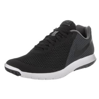 Nike Men's Flex Experience RN 6 Black Mesh Running Shoe