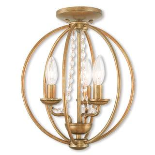 Livex Lighting Arabella 3-light Chandelier