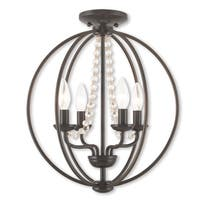 Livex Lighting Arabella 4-light Chandelier