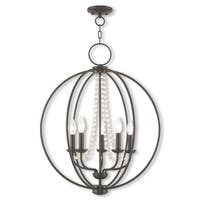 Livex Lighting Arabella 5-light Chandelier