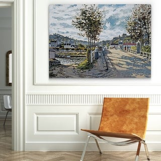 Wexford Home 'The Bridge at Bougival' Gallery-wrapped Canvas Wall Art