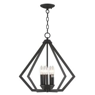 Livex Lighting 5-light Prism Pendant
