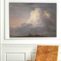 Wexford Home 'Clouds' Gallery-wrapped Canvas Art