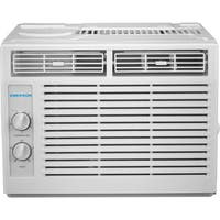 Emerson Quiet Kool 5,000 BTU 115V Window Air Conditioner with Mechanical Rotary Controls