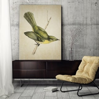 Wexford Home 'Aviary Plate II' Gallery-wrapped Canvas Art