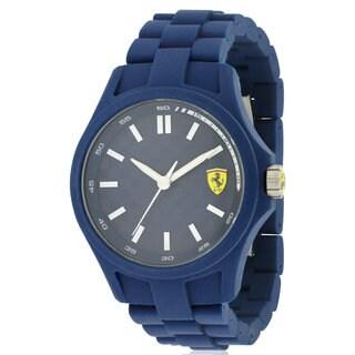 Ferrari Scuderia Men's Pit Crew 0830196 Watch