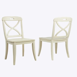 Millbrook X-Back Dining Chair by Panama Jack (Set of 2)