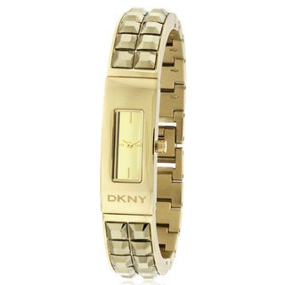 DKNY Ladies' Beekman Gold-tone Watch