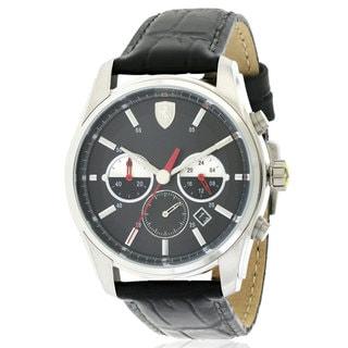 Ferrari Scuderia GBT-C Men's 0830200 Black Watch