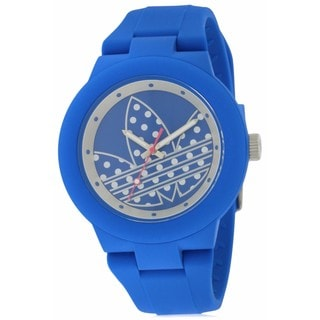 Adidas Aberdeen ADH3049 Blue Silicone Ladies' Watch