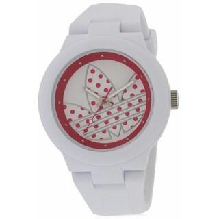 Adidas Aberdeen ADH3051 White Silicone Ladies' Watch