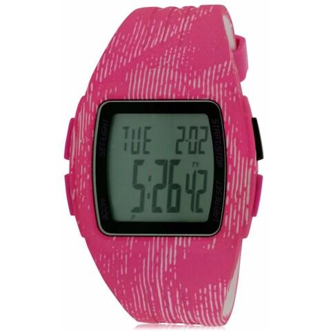 Adidas Women's Duramo Polyurethane Strap Watch