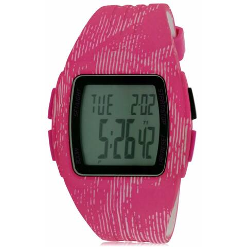 Adidas Women's ADP3185 Duramo Polyurethane Strap Watch