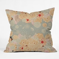 Iveta Abolina Crème De La Crème Throw Pillow