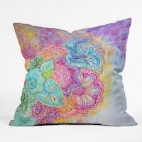 Stephanie Corfee Flourish Throw Pillow
