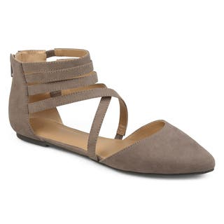 2d6f366a0 Buy Brown Women s Flats Online at Overstock