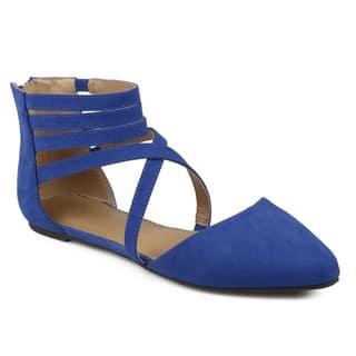 b64d4264852 Buy Blue Women s Flats Online at Overstock