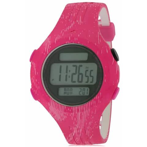 Adidas Ladies' ADP3187 Questra Polyurethane Strap Watch