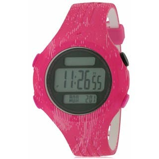 Adidas Ladies' ADP3187 Questra Polyurethane Strap Watch|https://ak1.ostkcdn.com/images/products/14628155/P21168992.jpg?impolicy=medium