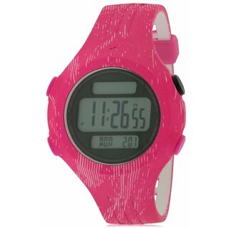 Adidas Ladies' ADP3187 Questra Polyurethane Strap Watch